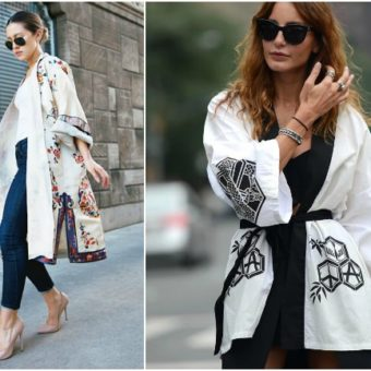 kimono manşet