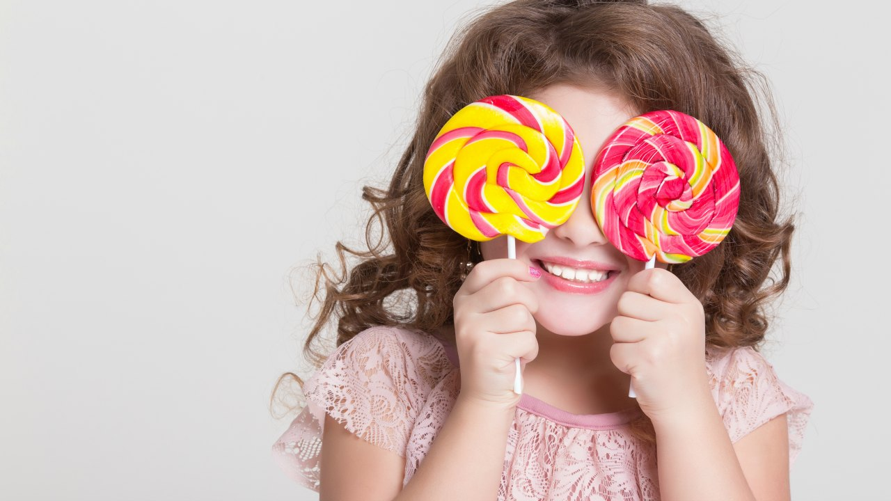 şeker çocuk