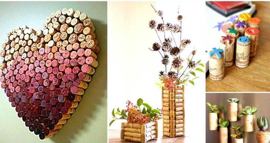 Evdeki kullanılmayan malzemeleri dekoratif objelere dönüştürmenin yaratıcı yolları 10