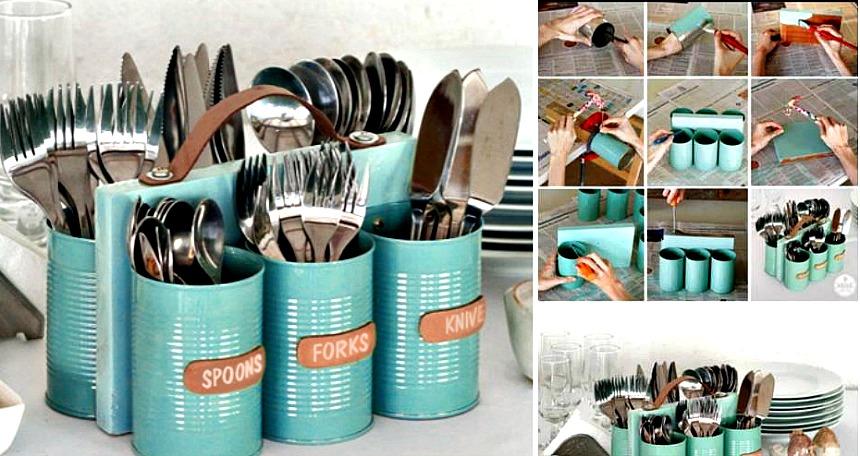 Evdeki kullanılmayan malzemeleri dekoratif objelere dönüştürmenin yaratıcı yolları 15