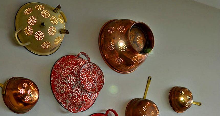 Evdeki kullanılmayan malzemeleri dekoratif objelere dönüştürmenin yaratıcı yolları 7