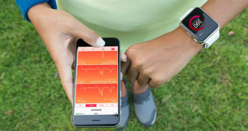 Apple Watch'u antrenman performansınızı ölçümlemek için kullanın!