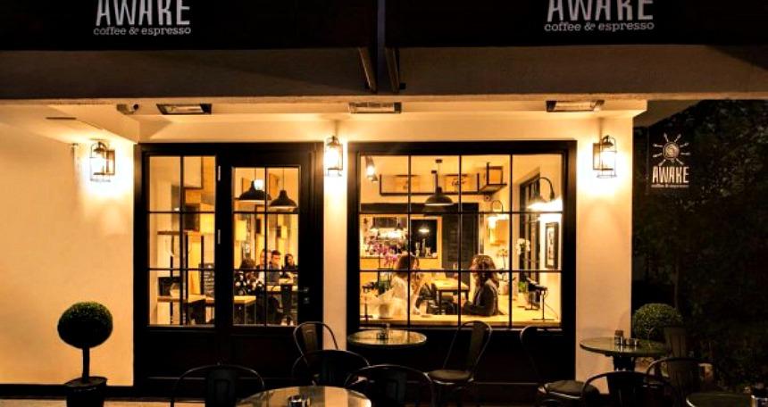 Awake Coffee & Espresso  Kahve tutkunlarının aklını başından alacak 7 mekan Awake Coffee Espresso