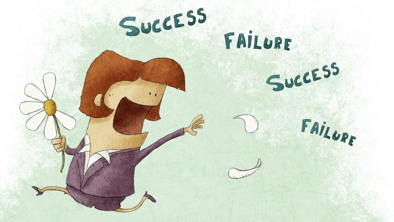 Başarılı bir insanın geçmişte hatalar yapmaması mümkün değildir