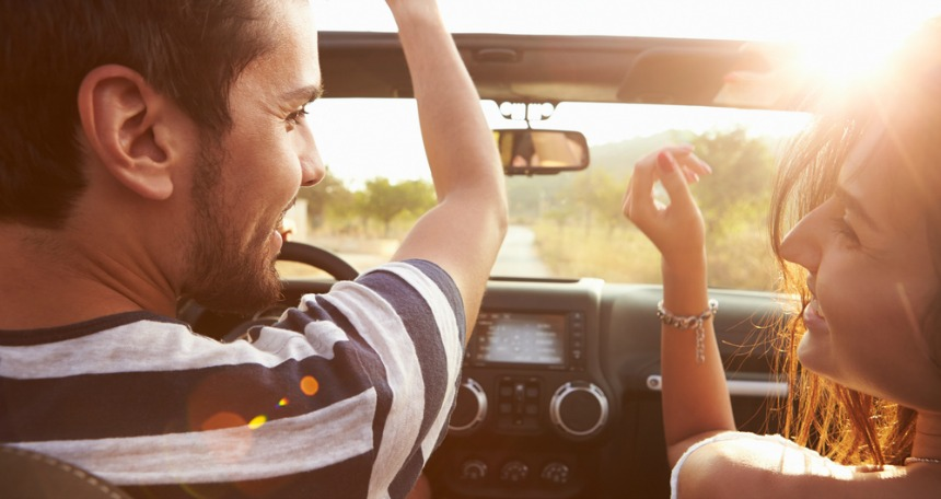 Flört ettiğiniz kişiyle yola çıkmak onu daha iyi tanımanıza imkan sağlar