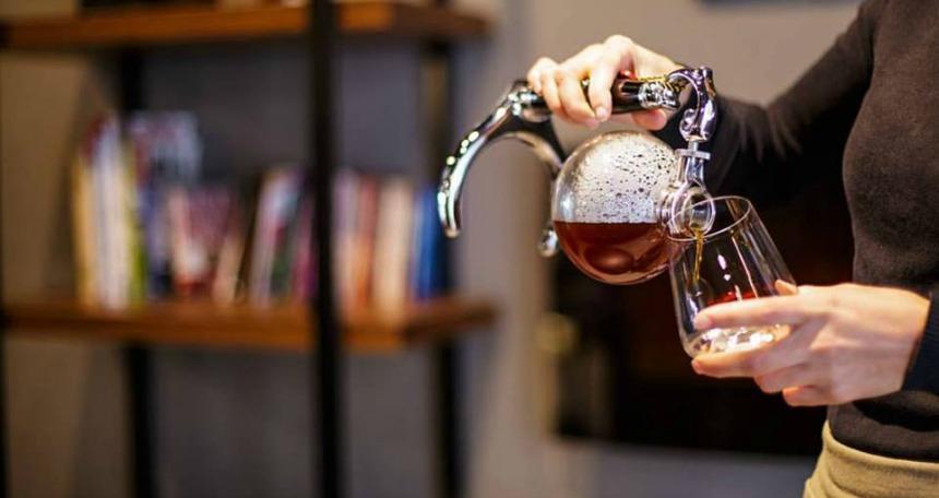 Kraz Coffee Shop  Kahve tutkunlarının aklını başından alacak 7 mekan Kraz Coffee Shop