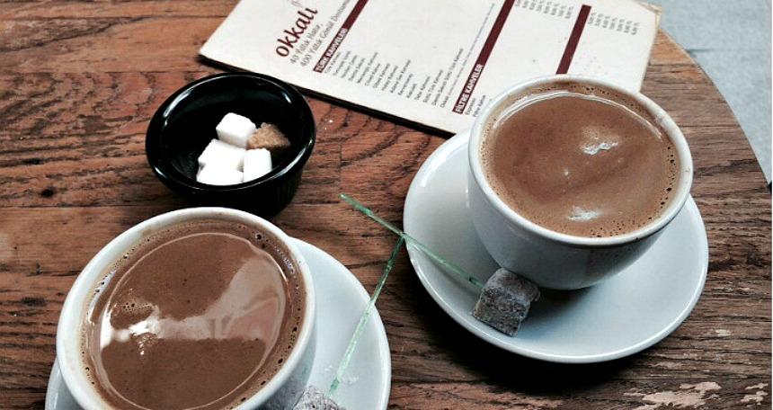 Okkalı Kahve  Kahve tutkunlarının aklını başından alacak 7 mekan Okkal C4 B1 Kahve