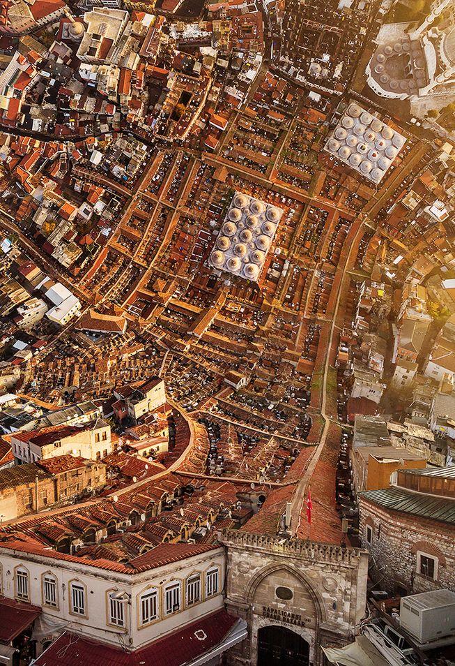 Kapalıçarşı - Grand Bazaar