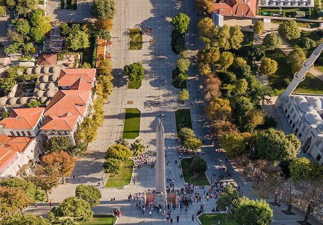 Sultanahmet Meydanı - Hipodrom
