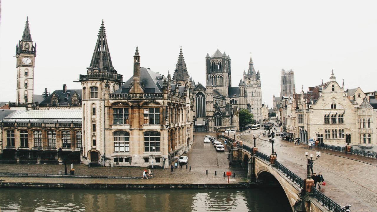 Gent-Belçika  Avrupa'da ziyaret etmeniz gereken küçük ama eşsiz şehirler Gent Bel C3 A7ika