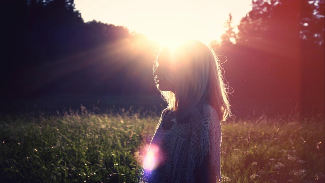 güneşli bir gün