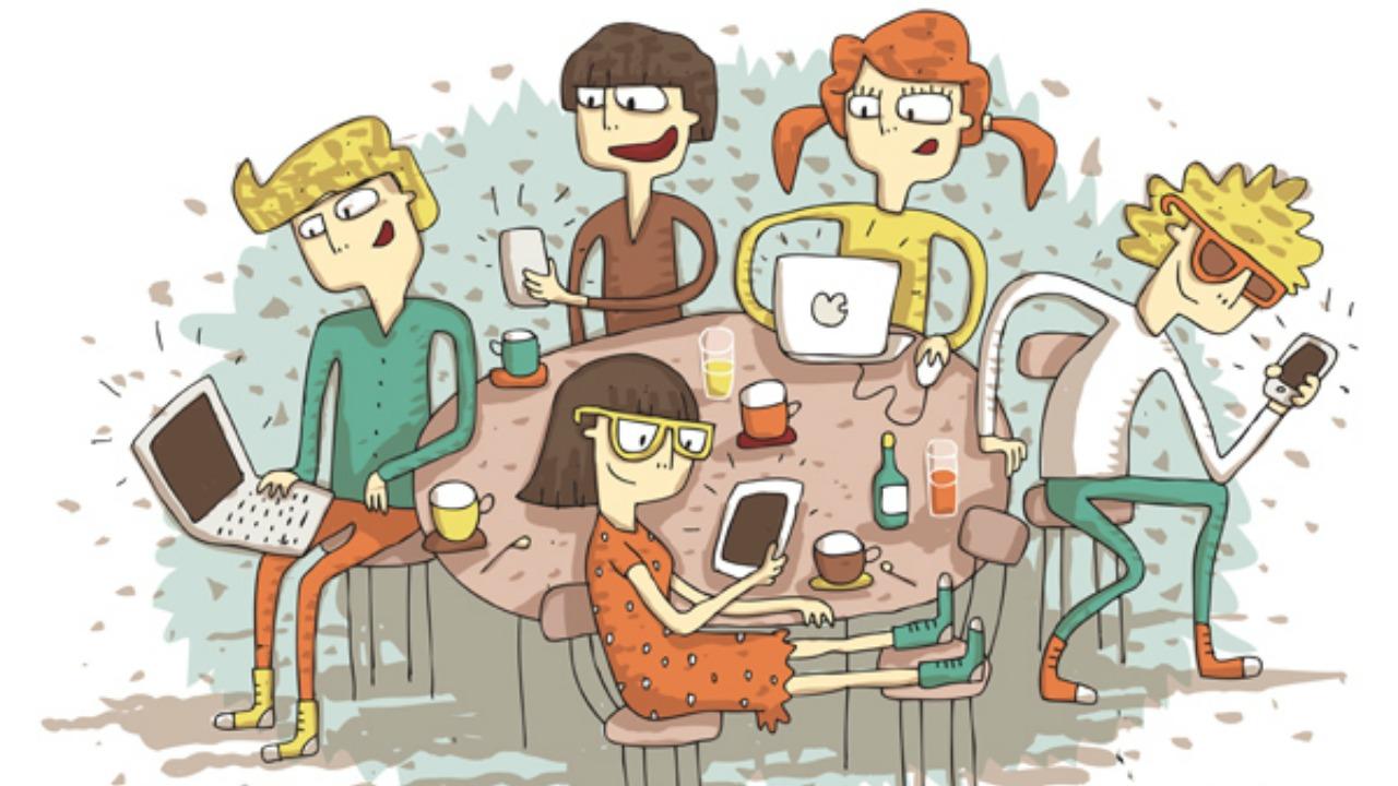 İnsanlar neden yanlış zamanlarda telefonlarıyla ilgilenir?