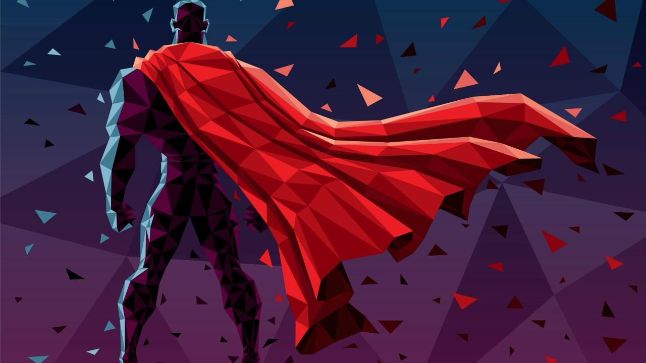 süper kahraman