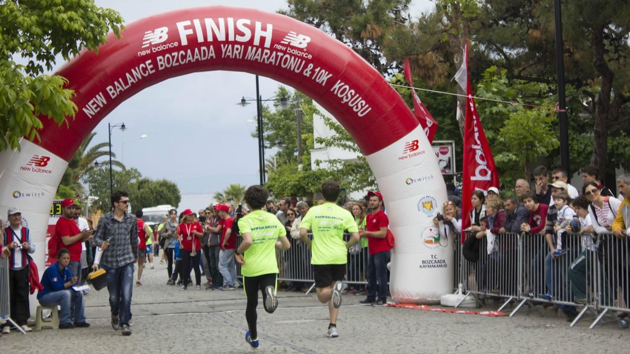 Bozcaada Yarı Maratonu