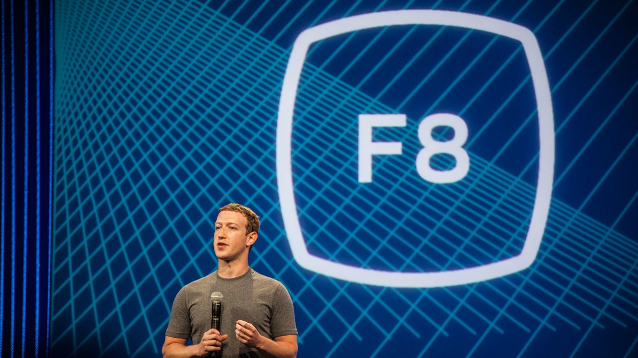 Mark-Zuckerberg F8 Konferans