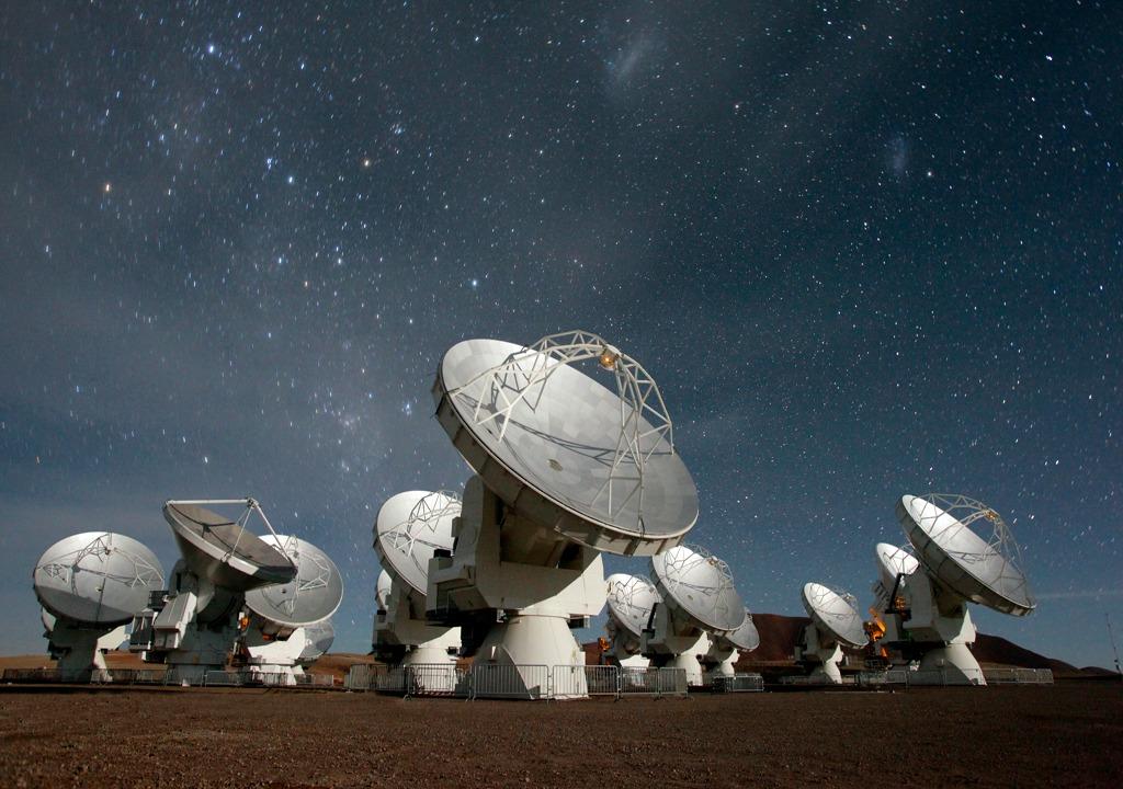 alma teleskobu