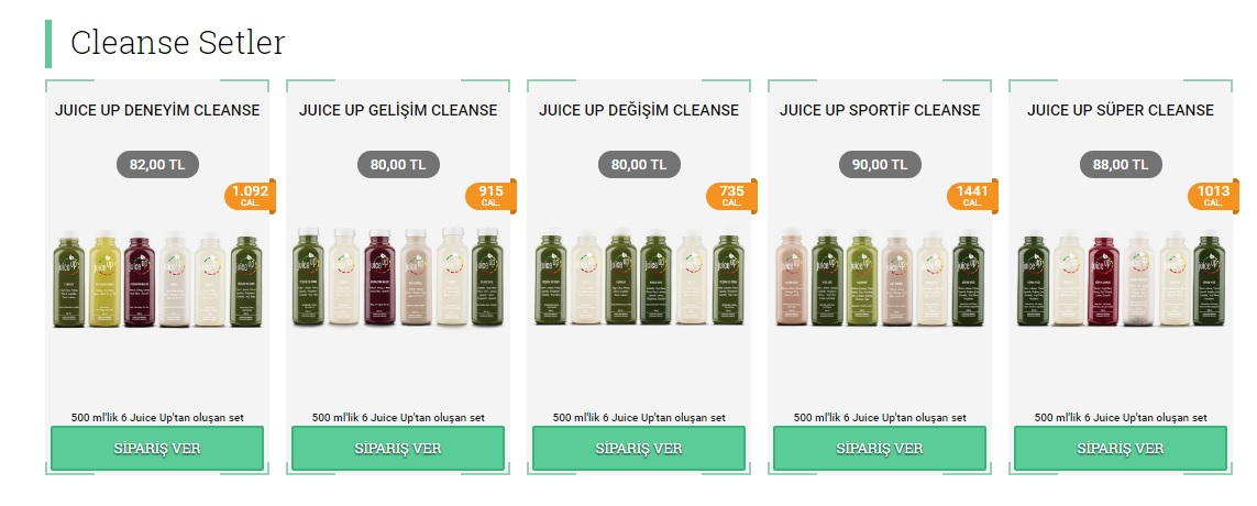 cleanse set