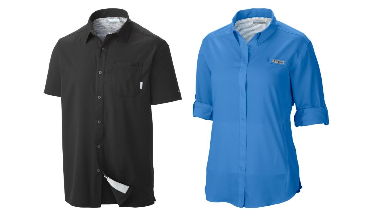 columbia ürünleri gömlek