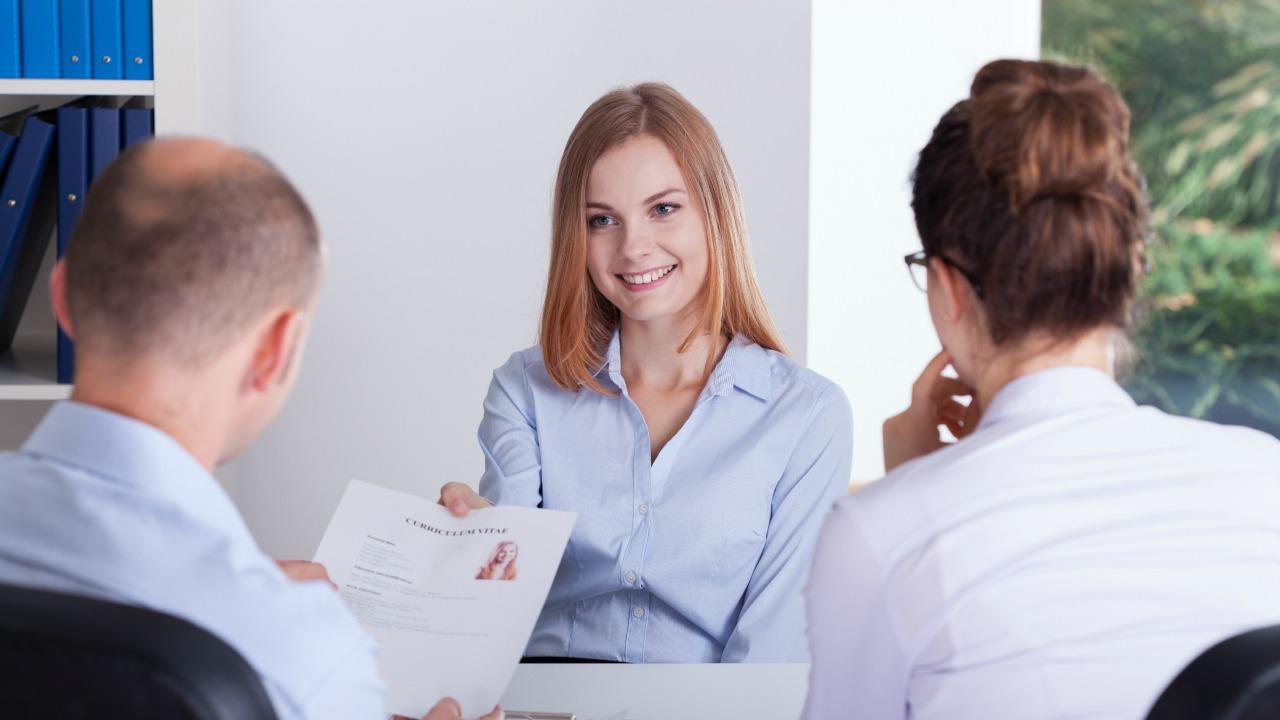 cv iş görüşmesi