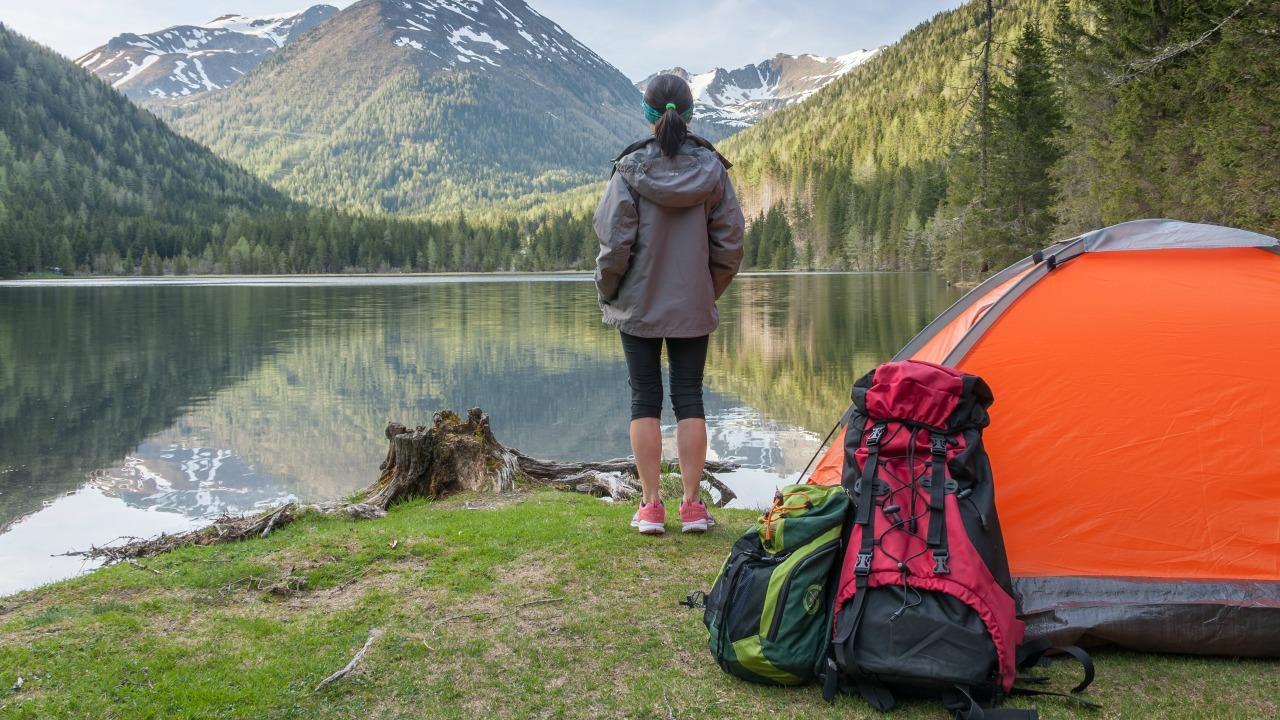 doğada kamp yapmak