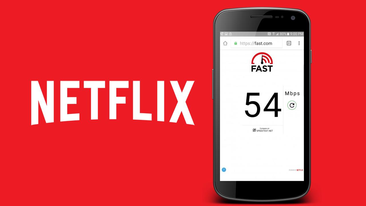 fast. com