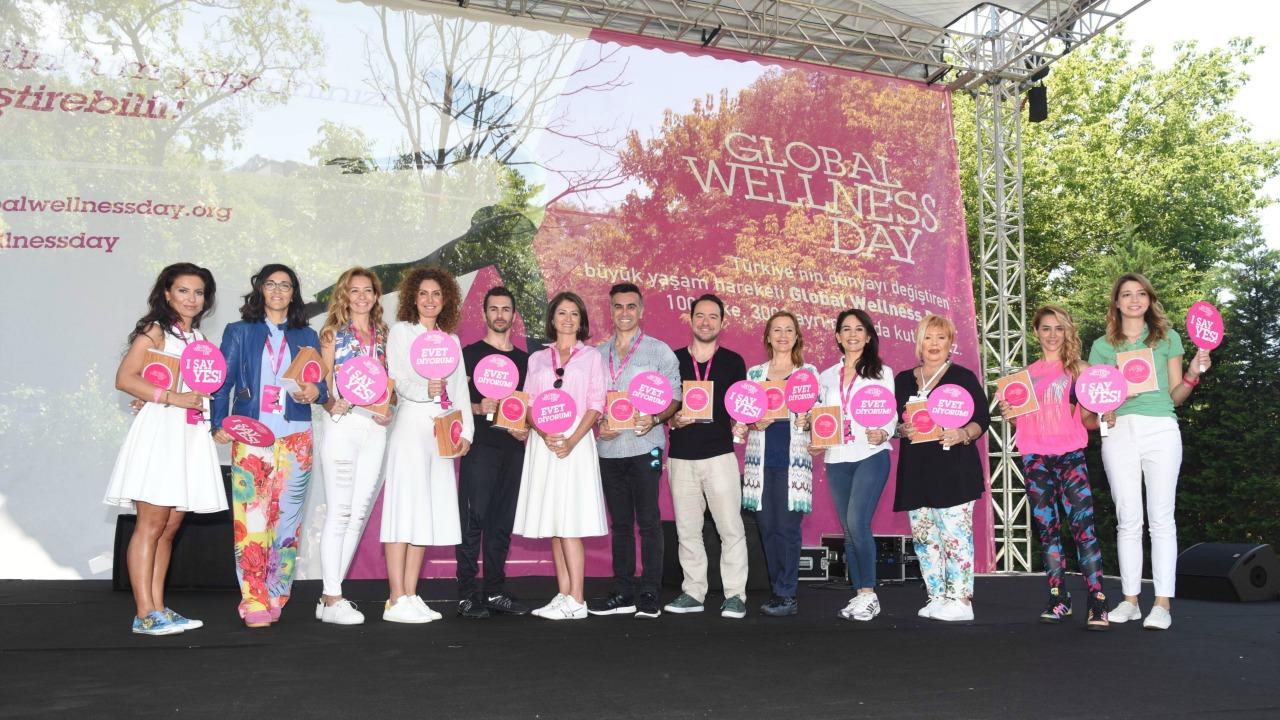 global wellness day katılımcılar