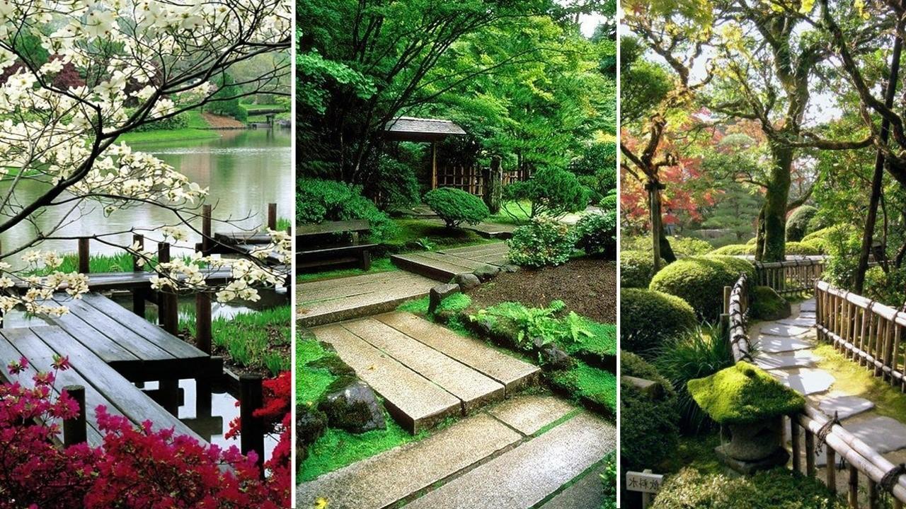 japon bahçe tasarımları