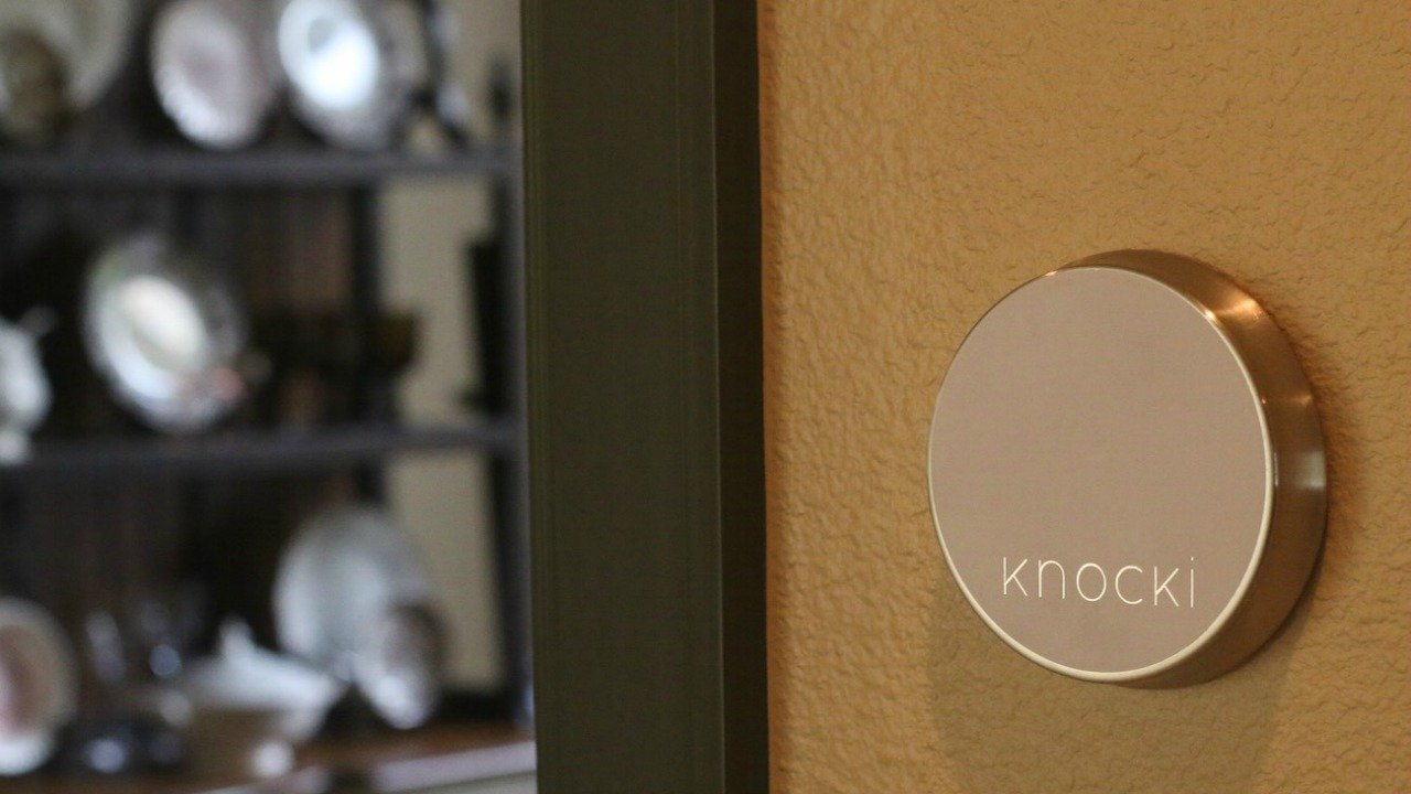 knocki akıllı ürün