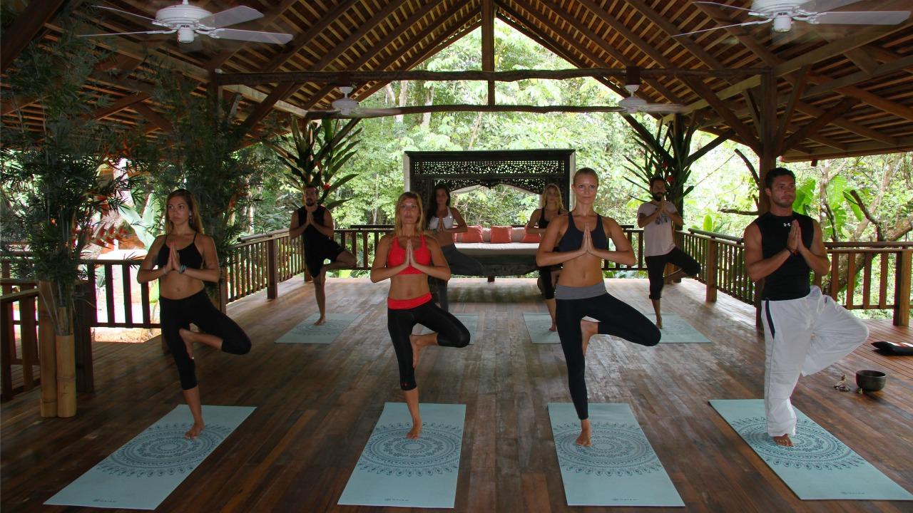yoga retrat