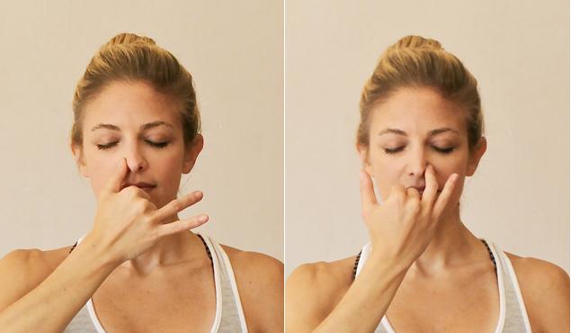 Nadi Shuddhi  Pranayama ile nefesinizi farkındalığa açın alternate nostril breathing