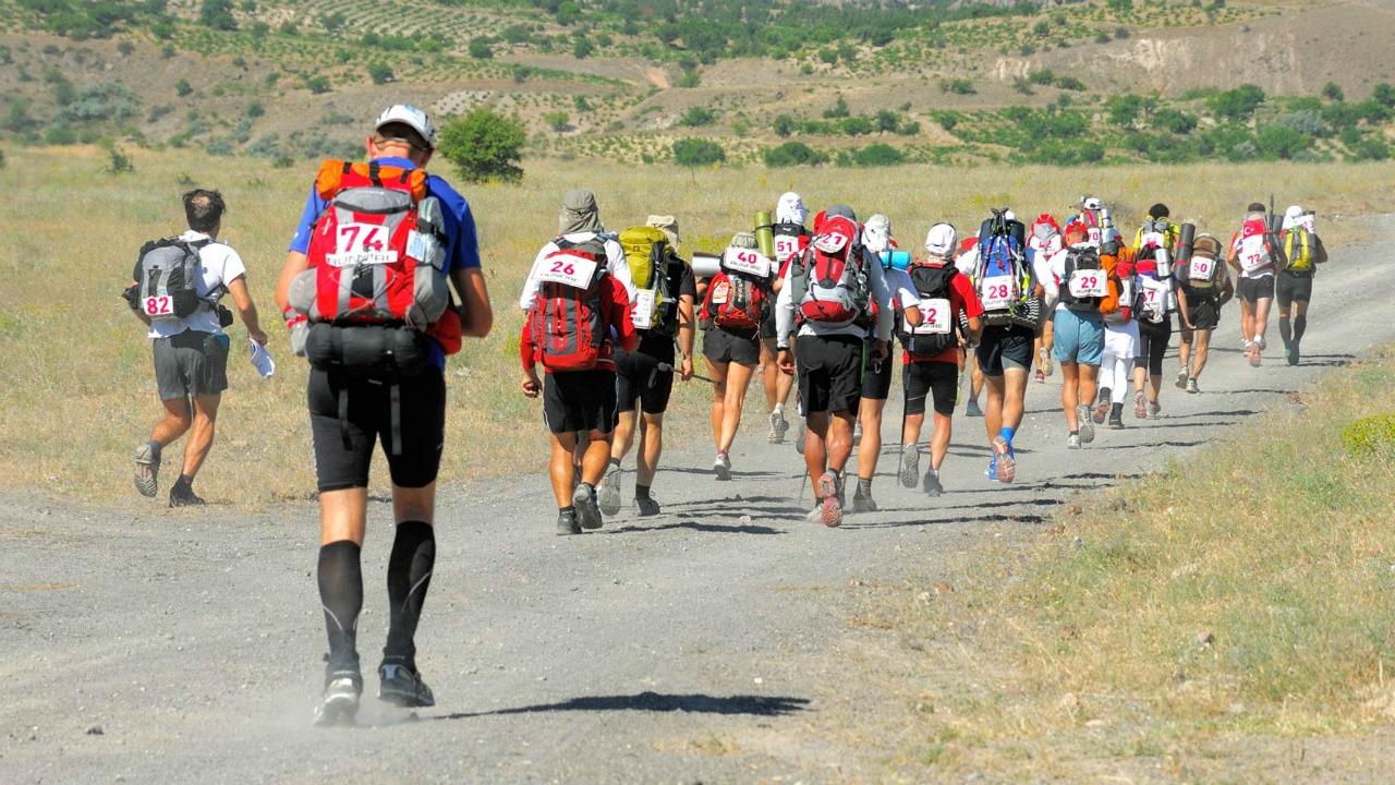 runfire cappadocia koşusu