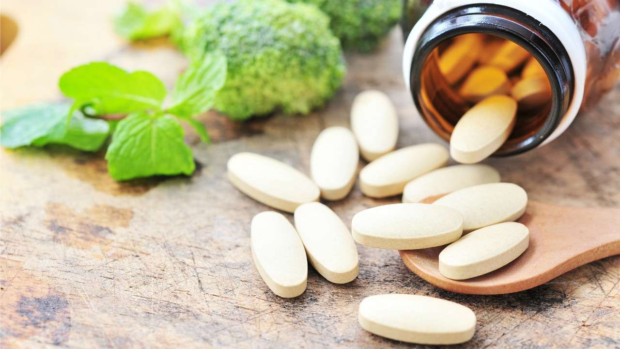 vitamin desteği