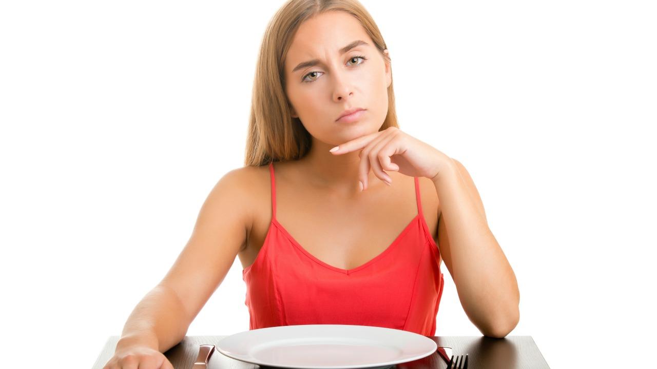 aç kadın