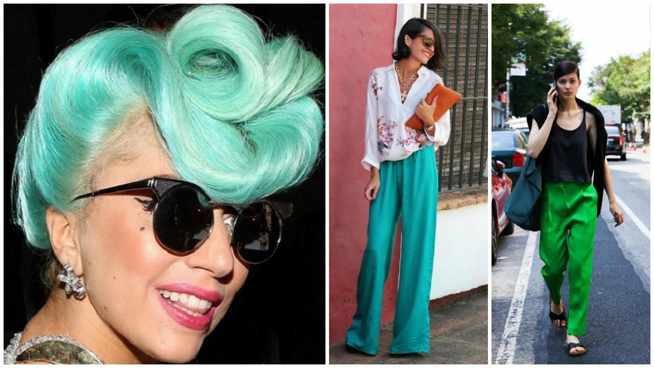 moda önerileri yeşil
