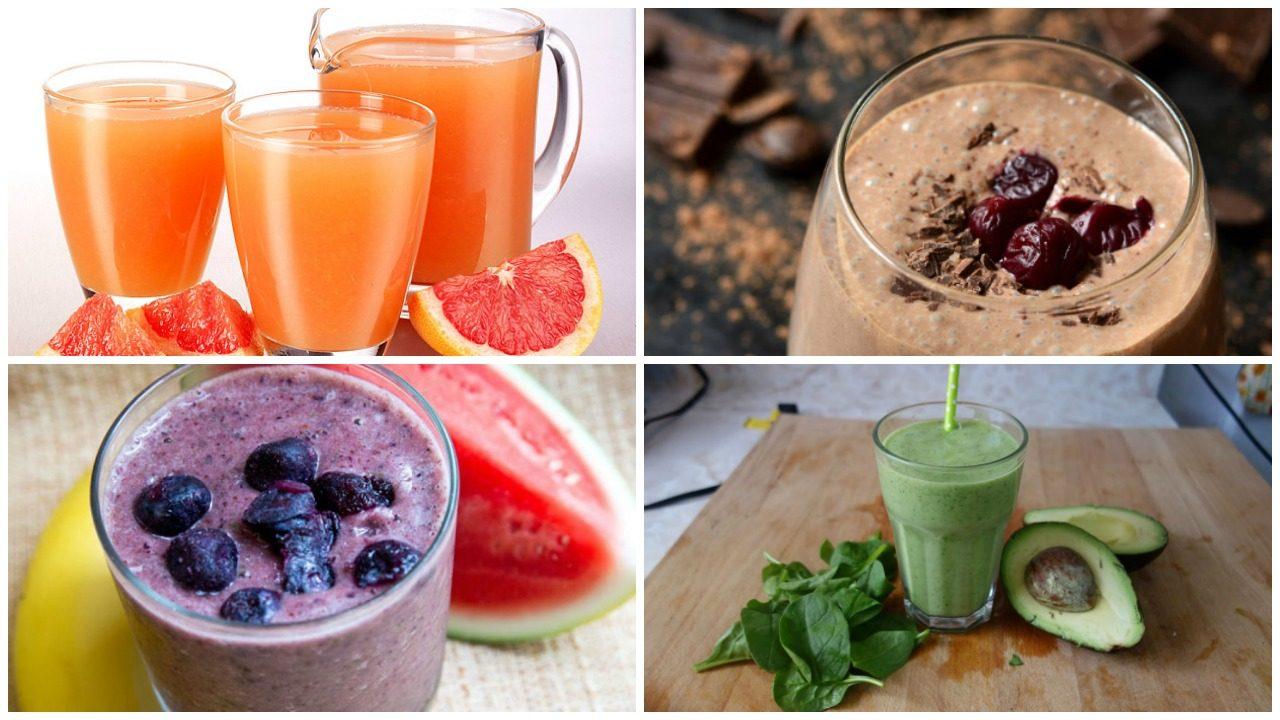 Yağ yakımı denince akla gelen 8 içecekle hazırlayabileceğiniz lezzetli tarifler