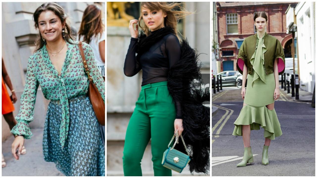 yeşil trendi