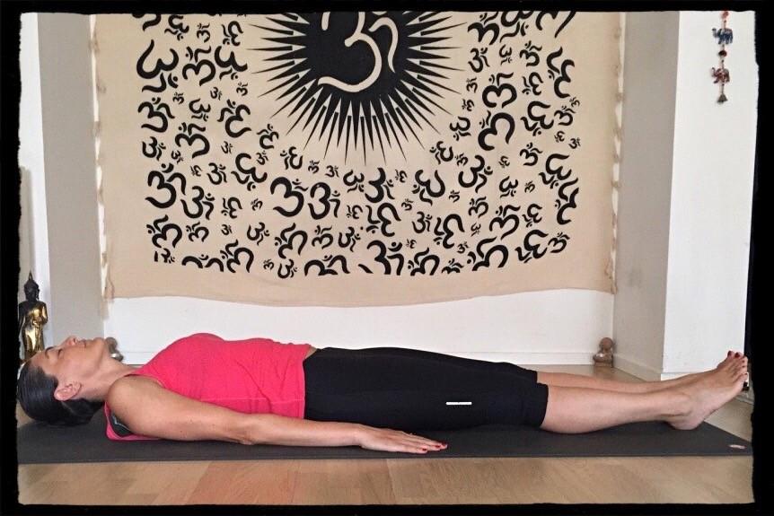 yoga poz