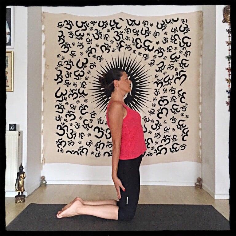 yoga pozları  Tibet'in Gençlik Pınarı: 5 sihirli yoga pozu yoga pozlari
