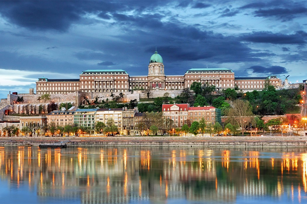 Budapeşte tarihi mekanlar
