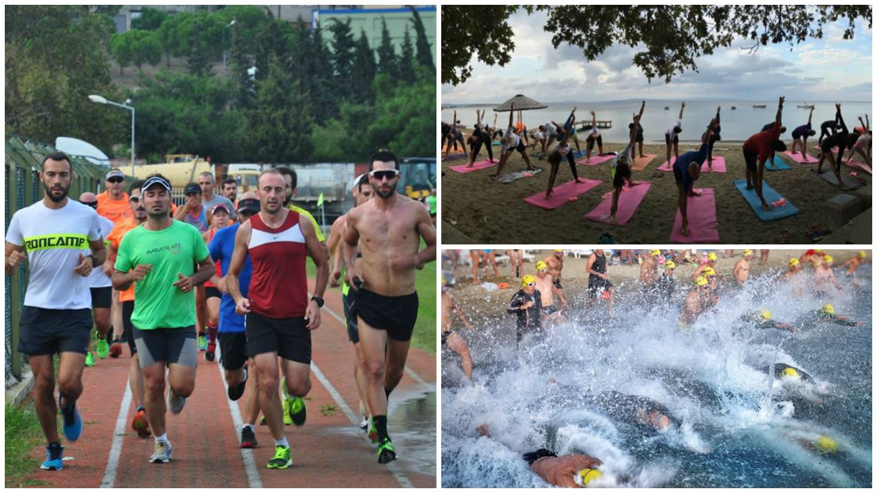 Ironcamp Triatlon Kampı