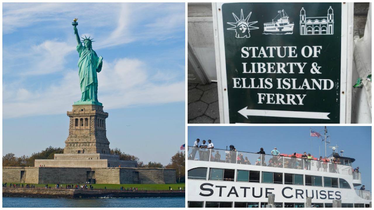 Özgürlük heykeli foto