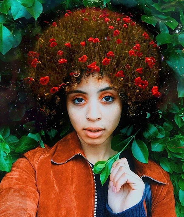 flowers-galaxy-afro-hairstyle-black-girl-magic-pierre-jean-louis-41