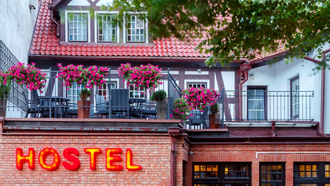 hostel  Yurtdışında daha uyguna konaklamak mümkün! hostel