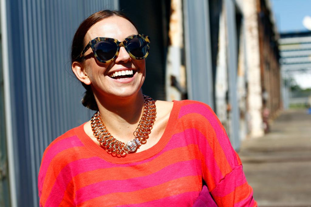 kadın modasında klasikler - güneş gözlüğü