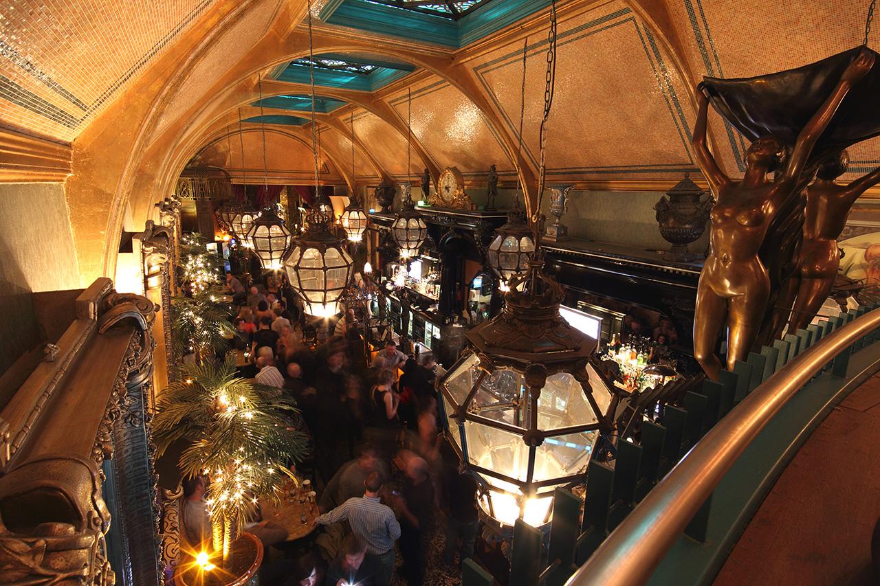 Cafe en Seine  Biranın vatanı Dublin'de bir lokal gibi içebileceğiniz 7 pub Cafe en Seine