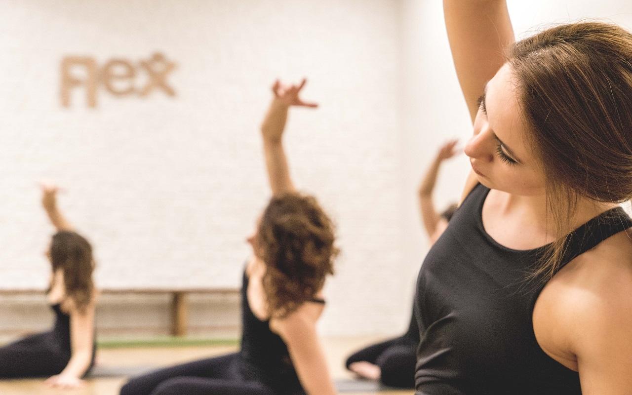 Flex Pilates - Grup3