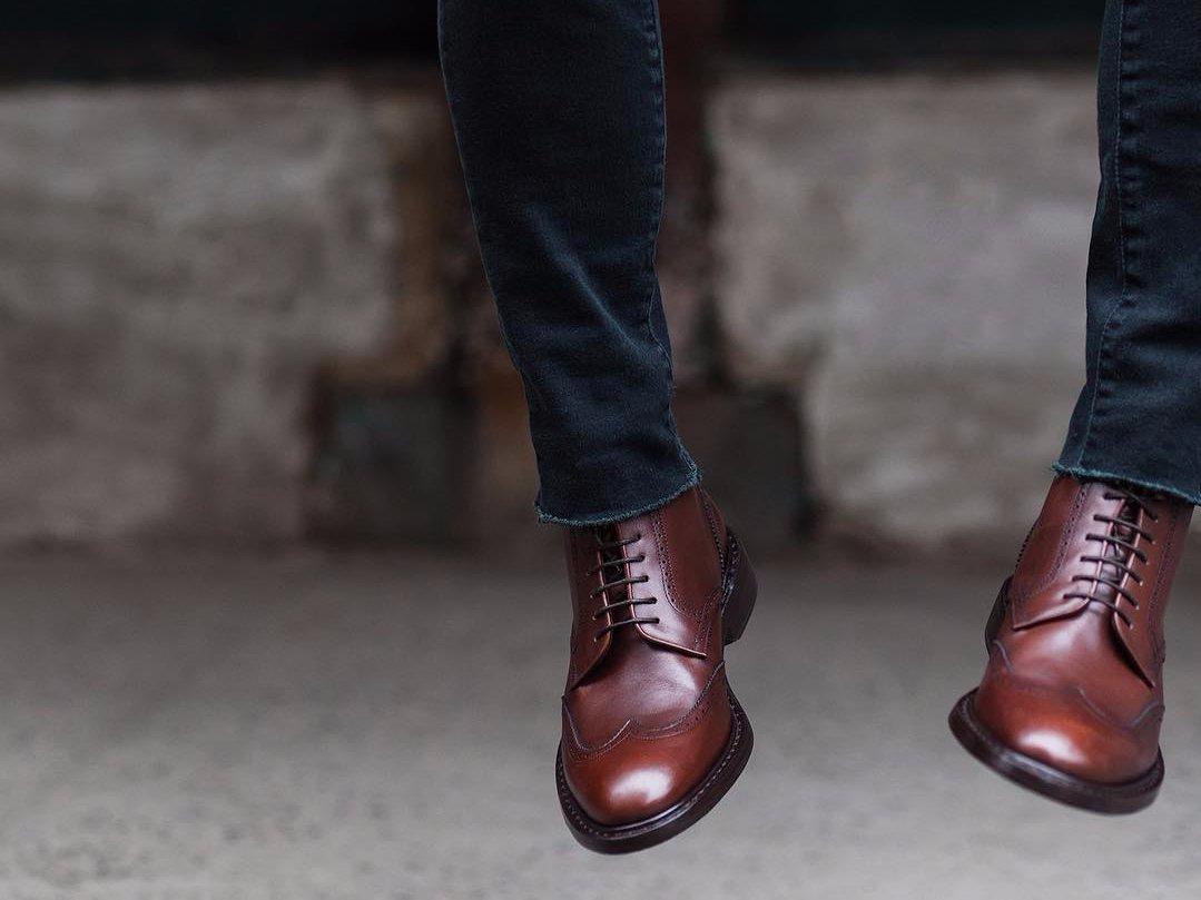 kösele ayakkabı