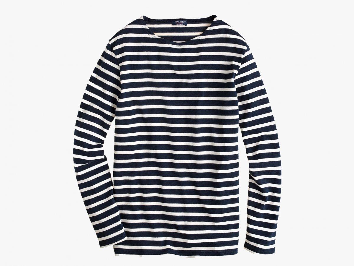 breton çizgili kıyafet