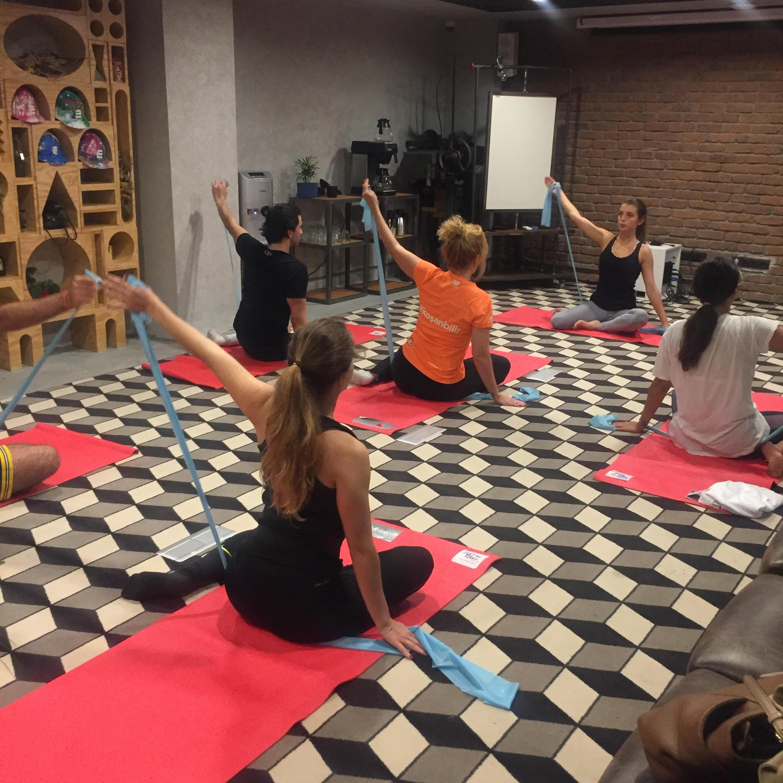 flex pilates & uplifers