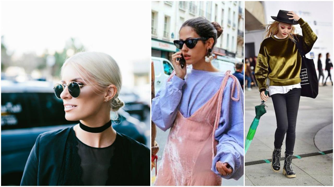 kadife moda önerileri